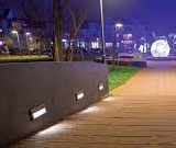 Χωνευτά Φωτιστικά Στεγανά - Προβολείς Εξωτερικού Χώρου