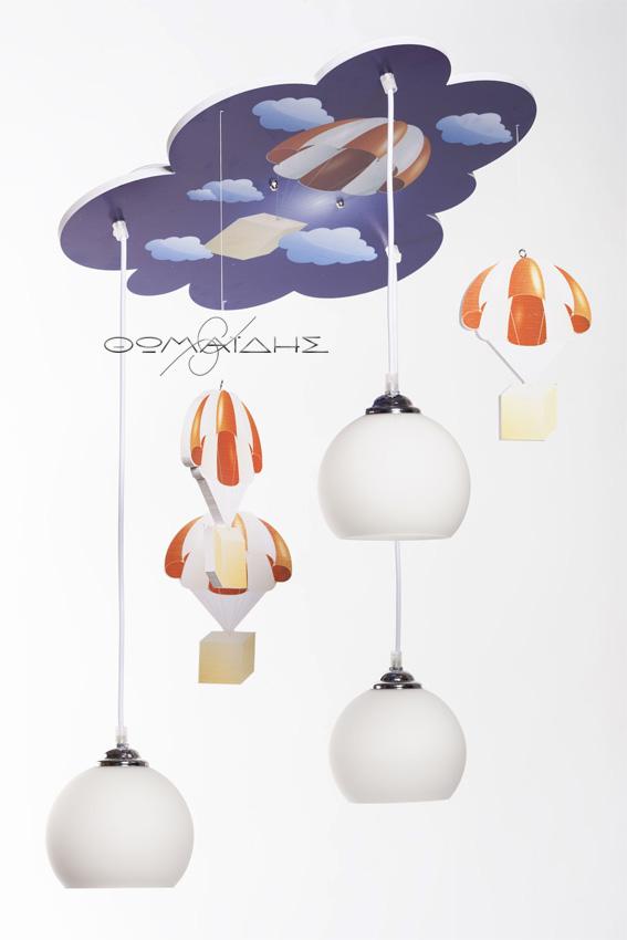 4f84ef1af56 Balloon - Παιδικό φωτιστικό - ΘΩΜΑΪΔΗΣ - Φωτισμός :: Φωτιστικά ...