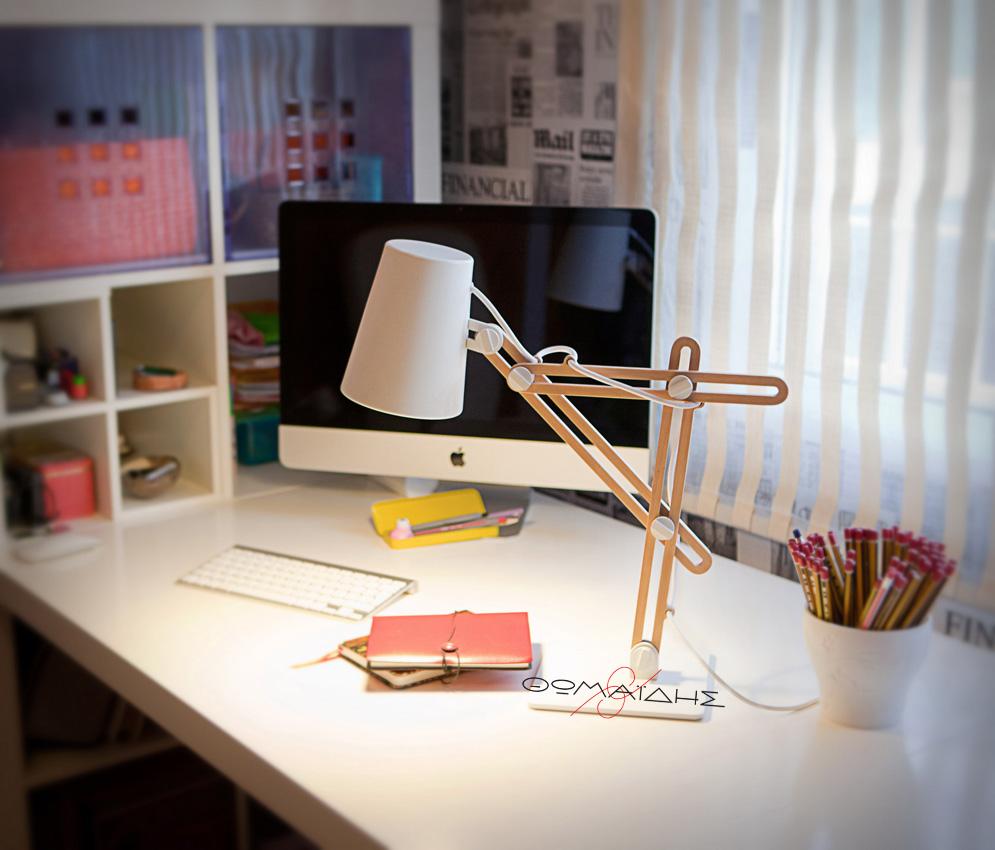 Πορτατίφ Γραφείου - ΘΩΜΑΪΔΗΣ - Φωτισμός    Φωτιστικά    Είδη ... dd924a90e78