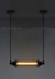 Cage D - Μονόφωτο με λαμπτήρα EDISON