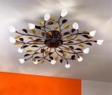 Campania - Φωτιστικό οροφής Small
