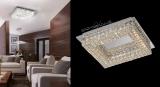 Crystal Led - Φωτιστικό οροφής - τετράγωνο