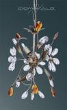 Flower - Τρίφωτο κρεμαστό