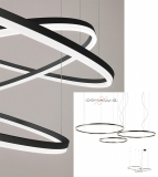 Orbit - Φωτιστικό Triple circle