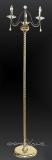 Roman - Φωτιστικό δαπέδου - χρυσό