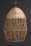 Straw - Φωτιστικό μπαμπού