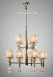 Tiffany Br - Φωτιστικό διώροφο