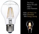 Λάμπα EDISON LED A60