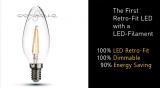 Λάμπα EDISON LED C35