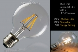 Λάμπα EDISON LED G125