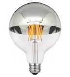 Λάμπα EDISON LED G125 - Chrome