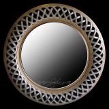 Καθρέφτης EPIC - ασημόχρυσο